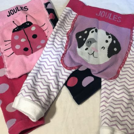 0-6 Month Intarsia Leggings